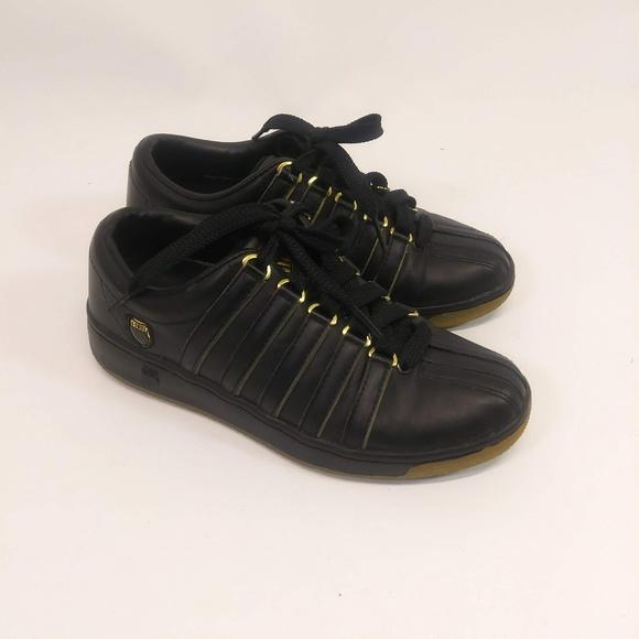 K Swiss Classic Court Shoe Sz 65 Black